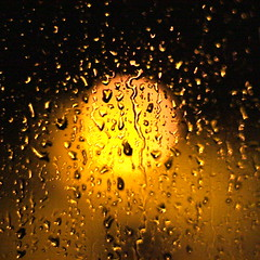 Rain bokeh (kevin dooley) Tags: light favorite orange window water rain yellow wow photography photo interesting fantastic flickr image very bokeh good awesome picture free award superior pic super best more most photograph creativecommons winner excellent much incredible better exciting winning stockphotography phenomenal freeforuse aplusphoto
