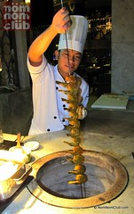 Barbequed Shrimp w/ Kumpati