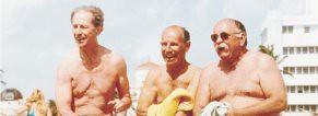 Wilford Brimley, Don Ameche, Hume Cronyn