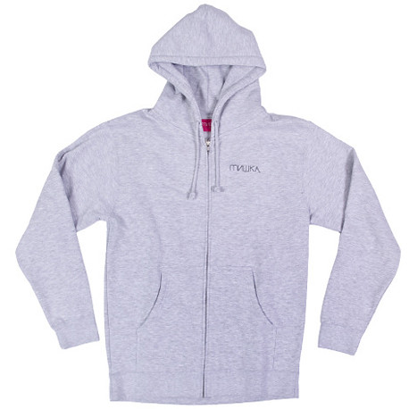 Rock Tsar_Hoodie_Heather_Front