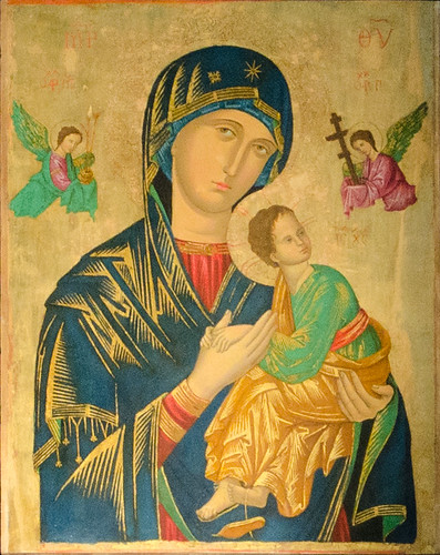 Our Lady of Perpetual Help - Original Icon