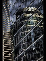 Chicago - Reflected (camerainhand/Larry Boswell) Tags: thepinnaclehof tphofweek97