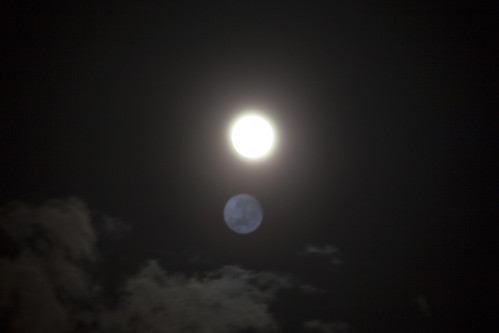Lunar Perigee Or Supermoon. Lunar Perigee/Super Moon