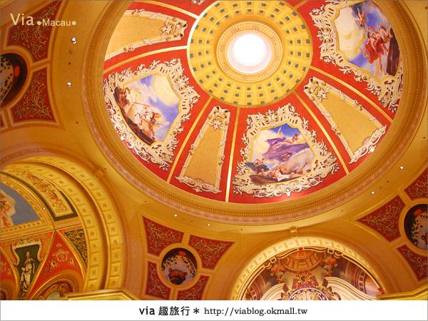 【澳門住宿】澳門威尼斯人酒店~享受奢華的住宿風格!36