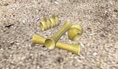 Small animal bones