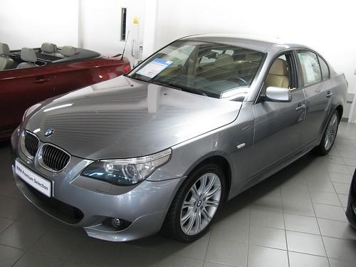 Bmw 530xd. BMW 530xd M Sport E60