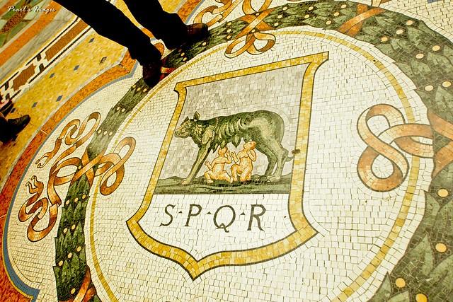 羅馬帝國的標誌