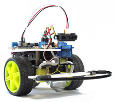 Farrusco, Your First Robot
