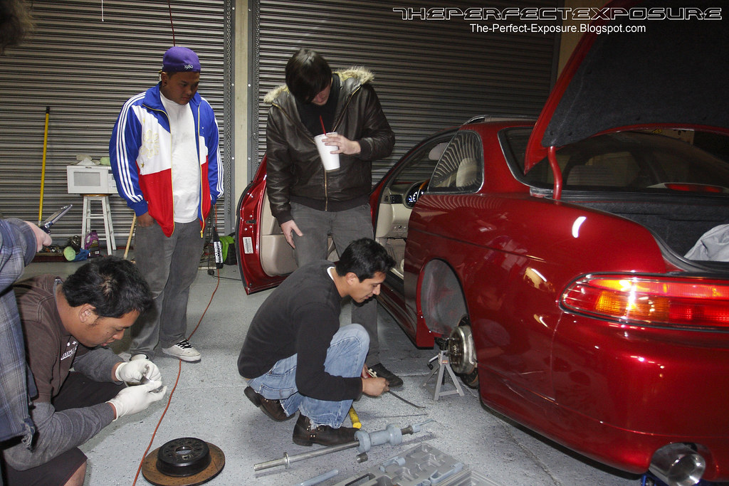 Kaizen Motorsports - Mitsubishi EVO VI, Nissan R32 Skyline