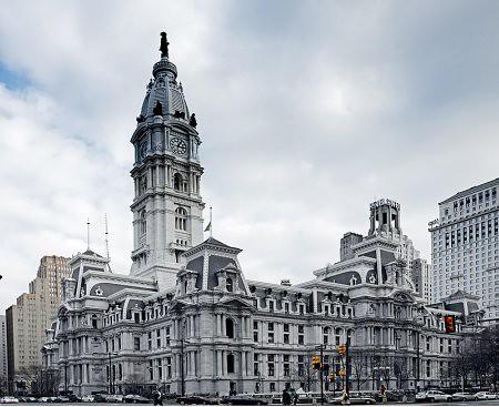 Philadelphia City Hall_Carol M Highsmith