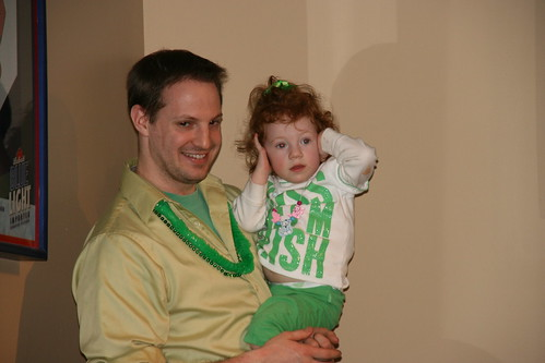 Turning 2 on St. Patrick's Day