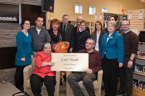 Lori Nash dedication