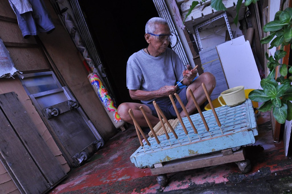 Legacy of Craftsmanship 妙手搓香 ...