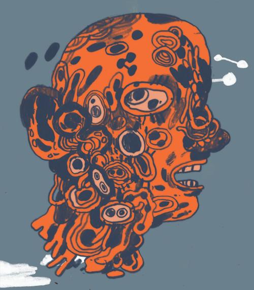Amoeba head