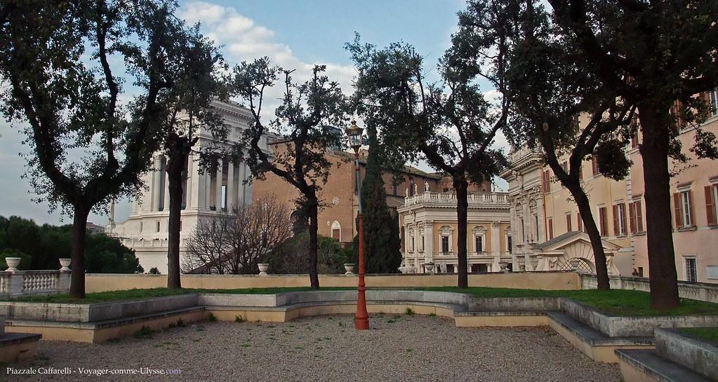 La Terrasse Caffarelli