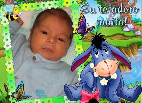 Meu netinho Pedro . by Cida Polly