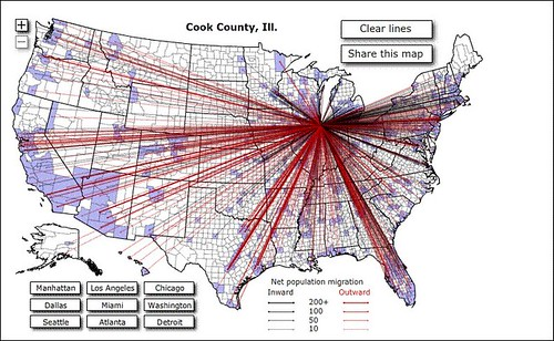 2008 migration pattern for Cook County (by: Forbes.com)