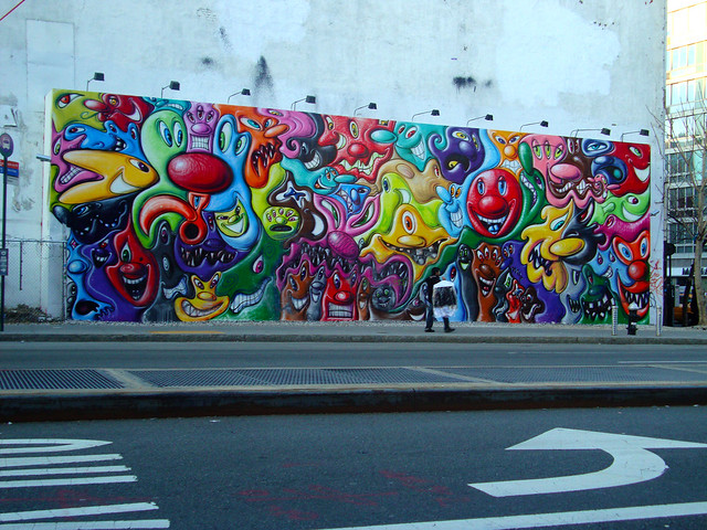Graffiti - Manhattan