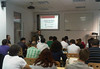 Impartiendo El Taller de Marketing y Ventas en Imfe