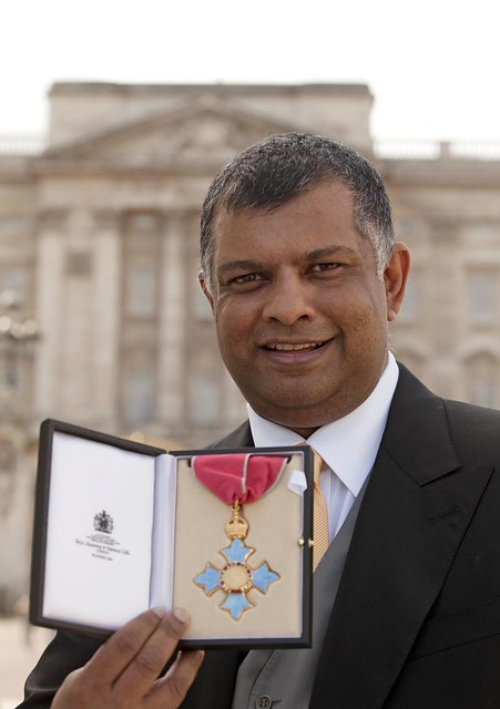 CBE Award a Boost for UK-Malaysia Relations, says Tony Fernandes