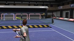 PS3 Exclusive - Net Blitz Mini-game