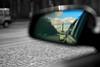 looking back misty-eyed (Winfried Veil) Tags: auto street leica blackandwhite bw berlin monochrome car clouds germany deutschland 50mm mirror dof bokeh spiegel taxi himmel wolken rangefinder depthoffield summilux ff asph siegessäule m9 rückspiegel 2011 tiefenschärfe unschärfe schwarzweis strase selectivecolours selectivecolors messsucher mobilew strasedes17juni leicam9 winfriedveil