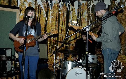 Klarka Weinwurm @ Gus' Pub March 24th 2011 - 03