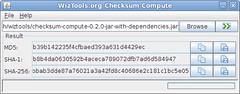 WizTools.org Checksum Compute Tool