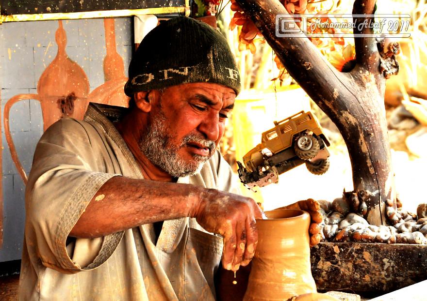 الحرفيون وصناعاتهم الحرفية التراثية في الأحساء .. بالصور 5585685565_9a94315e32_b