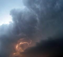 (Alex MacInnis) Tags: sky storm night clouds ks april kansas lightning showers wichita 2011 alxmac