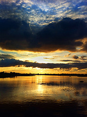 Praise to God (MH Photograaphy) Tags: outdoor sky cloud sea sunset water ocean serene dusk beach shore landscape lake seaside coast beautiful bangladesh river bule gold golden hour ngc shadow