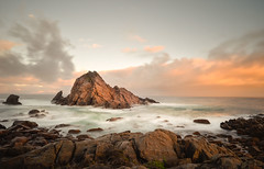 Sugarloaf Rock Cape Naturaliste Western Australia (laurie.g.w) Tags: shore dawn sugarloaf rock cape naturaliste western australia morning sunrise coast shoreline seascape waterscape coastline rocks water tokina17mm wideangle