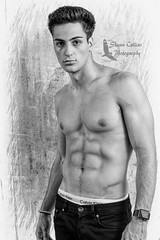 Model Charles (Shawn Collins Photography) Tags: model modeling male malemodel built masculine muscular muscle hairy abs chest shirtless handsome tone fitness fit fitnessmodel hair body