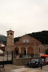 Church in Parga, Greece (Vojinovic_Marko) Tags: nikon d7200 greece grka orthodox outdoor church crkva parga hellas epirus building architecture   travel