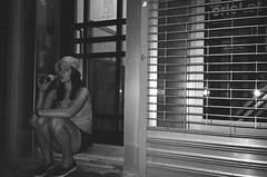 43610020 (kyrieelizabeth) Tags: nyc streetphotography staybrokeshootfilm 35mm olympusxa film filmisnotdead noiretblanc newyorkcity brooklyn blackwhite blackandwhite makeportraits