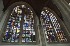 Amsterdam 11 (rwerman) Tags: amsterdam netherlands church theoldchurch oudekerk stainedglass