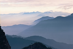 Alishan 09-2016-10 (bluetrayne) Tags: landscapephotography landscape nature sky clouds cloudy sunrise mist mountain mountains analogphotography filmphotography longexposure taiwan alishan  naturephotography naturallight