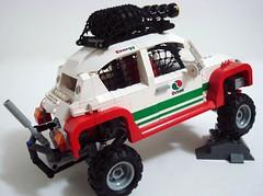 Octan VW Baja Racer