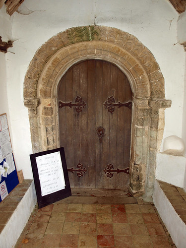 Norman doorway