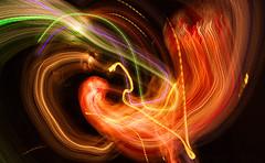 """Cinco fantasmas discuten por el centro de la composicin"" (""Five ghosts argue about the center of the composition."") (Domonte Design) Tags: longexposure light abstract luz painting licht peinture lumiere slowshutter ghosts abstracto astratto alp luce pintura resume abstrakt mamu fantome fantasmas llum  fantasmes largaexposicion abstracte fantomes  gespenster fantasmi obturacionlenta llombai pantasmas malarei domonte abstractlightpaintings"
