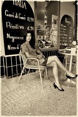 lauer Sommerabend mit Joyce... (juergenberlin) Tags: portrait woman girl beauty fashion frau