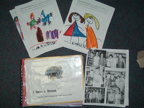 Kindergarten files