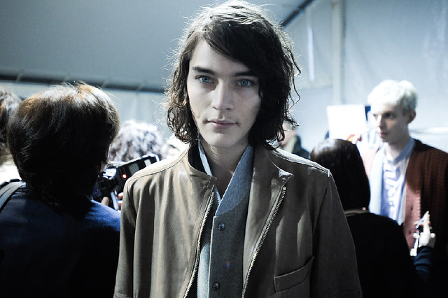 Jaco van den Hoven3178_FW11_Paris_Paul Smith BS(Dazed Digital)