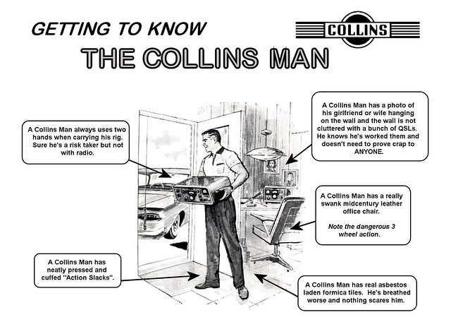 the collins man