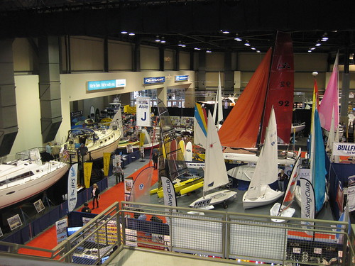 Seattle Boat Show 2011