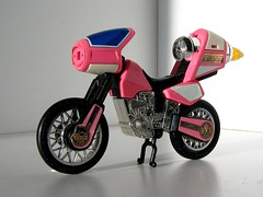 Bandai Toys - Mighty Morphin Power Rangers: Kimberly Hart's Motorcycle (Kelvin64) Tags: fiction television bike toy toys tv model power action models motorcycles bikes science hobby vehicles motorbike fantasy cycle figure scifi ann motorcycle vehicle hart series missile kimberly hobbies mighty rangers motorbikes figures 1990s missiles 90s cycles bandai pastime escapism projectile fantasies mmpr pastimes projectiles morphin scifis