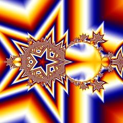 Fractal Firework (Rosemarie.s.w) Tags: star fractal uf5