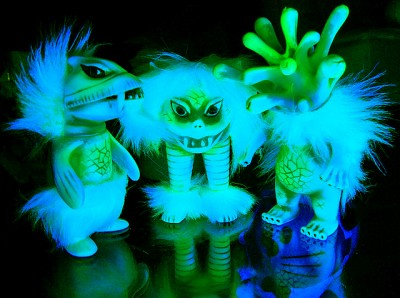 Ilanena Dai Kaiju Card Monsters Custom Toy Show