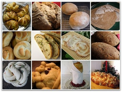 BBB Breads 2009 Collage