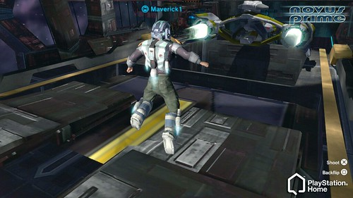 NovusPrime: Jetpack boots